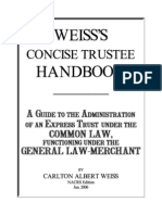 Weiss Concise Trustee Handbook.pdf
