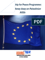 EU Partnership for Peace Programme: