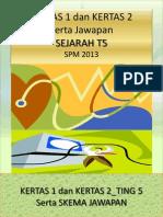 Sejarah K1 K2 T5 SPM serta Skema Jawapan.pdf