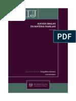 Juicios Orales en Materia Familiar - Maria Antonieta Magallon Gomez