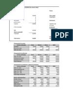 Presupuestos Con Cuadros Excel