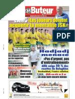 LE BUTEUR PDF du 01/08/2009