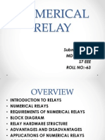 Seminar on NUMERICAL RELAY.pptx