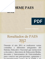 Paes 2012 Powerpoint