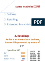 How Income Made In Dxn.pdf