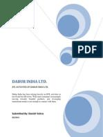 Dabur India Ltd.docx