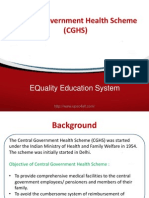 Central Government Health Scheme (CGHS).pptx