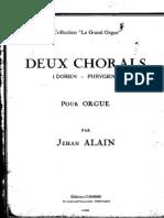 Choral Dorien