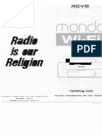 Revo-Mondo-Wifi-User-Manual