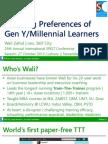 Learning Preferences of Gen Y/Millennial Learners - Wali Zahid - SPELT 2013.pdf