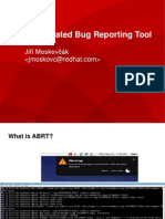 Automated Bug Reporting Tool