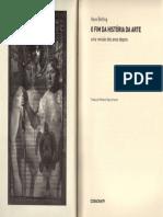 Hans Belting - O fim da História da Arte, uma revisão dez anos depois