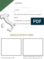 Fichas de Roma
