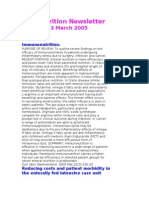 TOP Nutrition Newsletter.doc