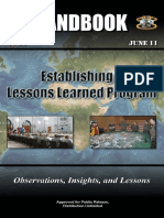 11-33 Establishing a Lessons Learned Program.pdf