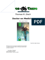 Disch, Thomas M. - Doctor en Medicina (Novela)