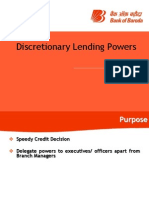 Discretionary Lending Power updated Sep 2012 .ppt