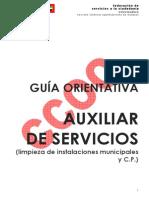 Temario Aux. Servicios
