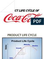 Presentation of plc of coca cola