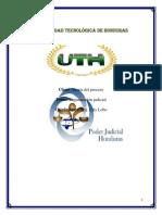 Organizacion Judicial en Honduras