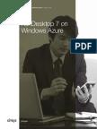 Xendesktop 7 on Windows Azure Design Guide
