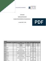 Catalogul Manualelor Scolare Valabile Pentru Anul Scolar 2013-2014