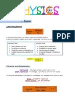 Edexce PHYSICS revision notes.pdf