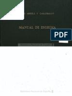 Manual de Esgrima (1878)