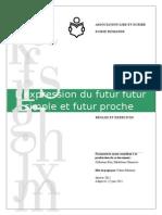 Regles Et Exercices Le Futur (1)