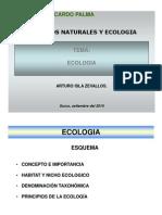 ECOLOGIA Presentaci n
