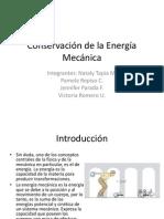 Conservación de la Energía Mecánica 1