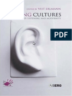 Erlmann Ed2004 Hearing Cultures