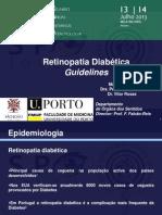 Retinopatia Diabetica - Parte 1