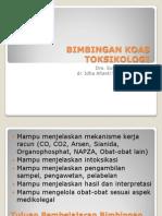 Bimbingan Koas Toksikologi_dra. Suhartini