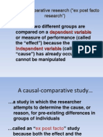Causal Comparative Study1.ppt