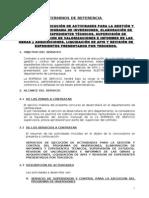 Documento II - Términos de Referencia