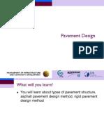 Pavement Design - Civil Engineering