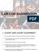 Basic Laws of Badminton UPDATED.ppt