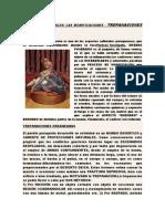 Momificaciones y Trepanaciones en La Cultura Paracas