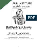 Uttara Khanda Module 1 Student Handbook-1.doc
