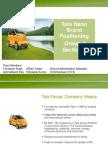 Tata Nano Harvard Case Analysis
