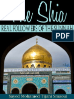 The Shia - The Real Followers of The Sunnah - Sayed Mohamed Tijani Smaoui - XKP