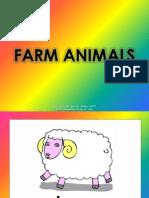 Farm Animals Powerpoint Slides