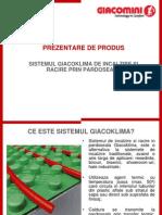 Sisteme pentru incalzirea-racirea suprafetelor Giacomini.ppt