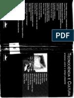 Tecnociencia e Cultura Caps 1-5 - Hermetes Reis de Araujo Org 1 .