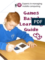 games based learning guide