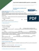 Contabilul.manager.ro-monografie Contabila Privind Indemnizatiile Pentru Concediu Medical