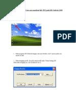Manual Pengguna MSOutlook