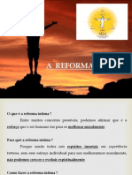 A Reforma Intima