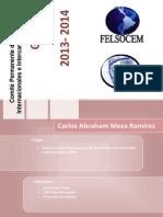 Proyecto de gestión CPRII 2013-2014